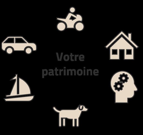 Automobile, Moto, Habitation, Loisirs, Animaux, Responsabilité Civile